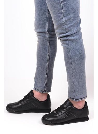 Bestof 061 Erkek Sneaker Günlük Spor Ayakkabı Siyah